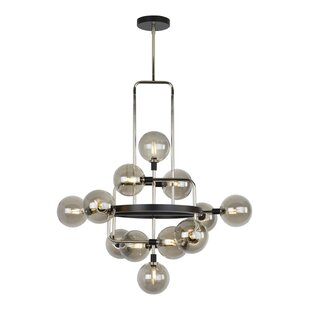 Brayden Studio Eliseo 12-Light Novelty Chandelier
