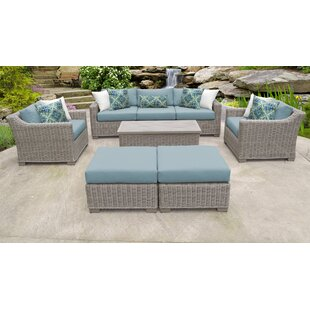 Coast 6 Piece Sofa Seating..