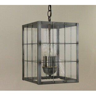 Brass Traditions 4000 Series 3-Light Outdoor Hanging Lantern