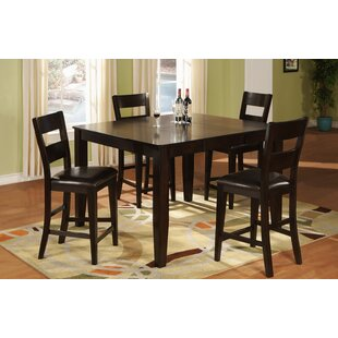 5 Piece Extendable Dining Set Wildon Home®