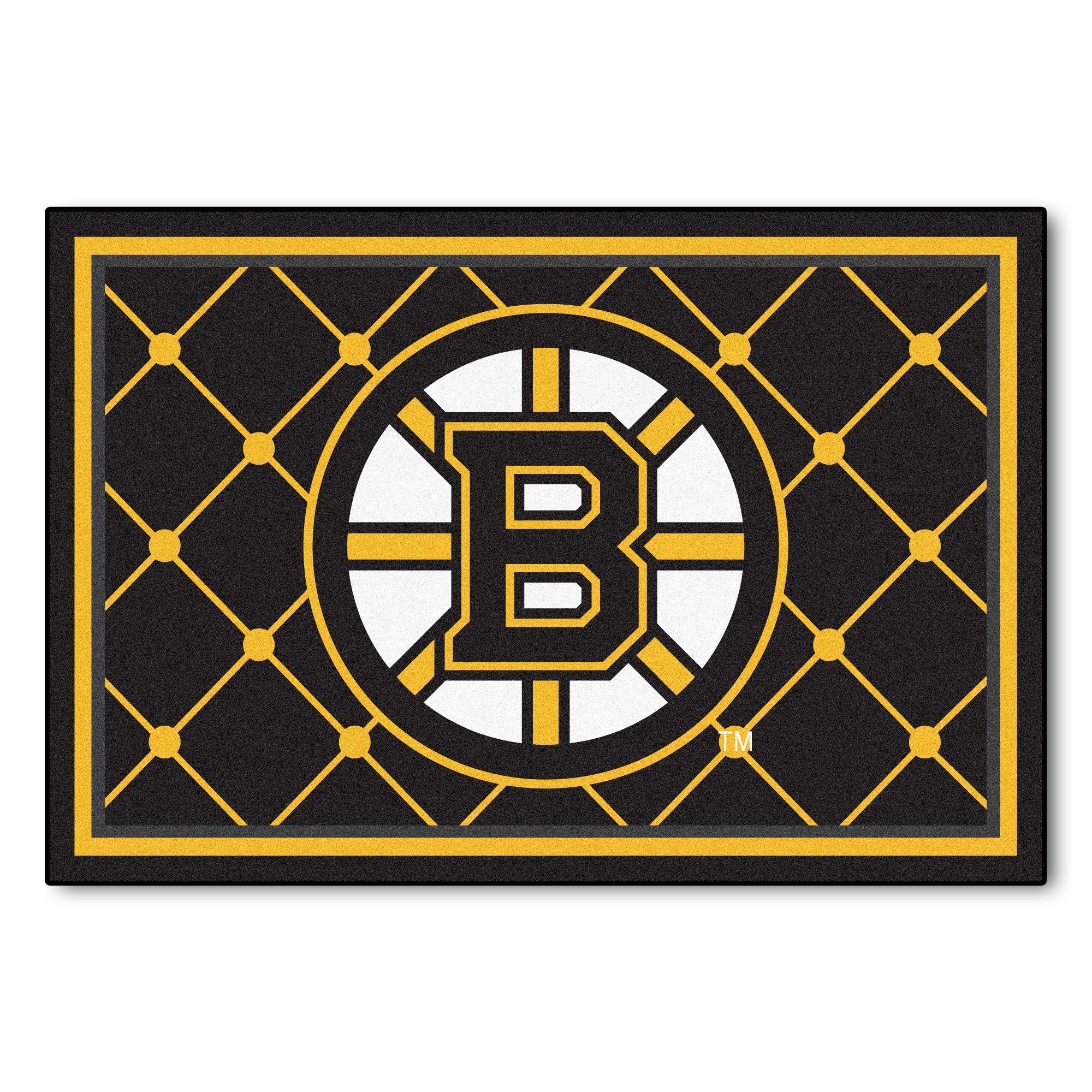 Fanmats Boston Bruins 5x8 Rug Reviews