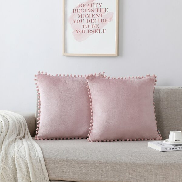 Pom Pom Pillow Wayfair Ca