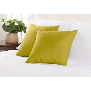 Navy Yellow And Gold Throw Pillows Youll Love Wayfair