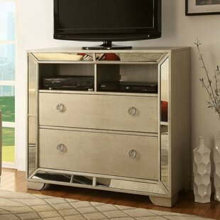Lopez Media 2 Drawer Chest