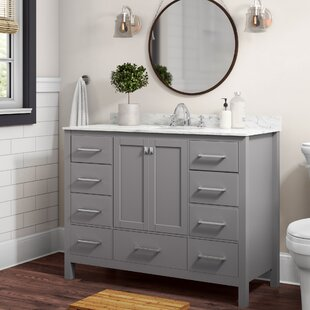 58 inch bathroom vanities wayfair rh wayfair com 43 inch bathroom vanity top 43 inch bathroom vanity lowes