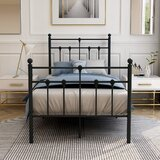 Rollegem Platform Bed by Red Barrel Studio®
