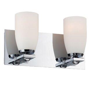 Red Barrel Studio McKenney 2-Light Vanity Light