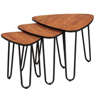 Dallon 3 Legs Nesting Tables By Brayden Studio