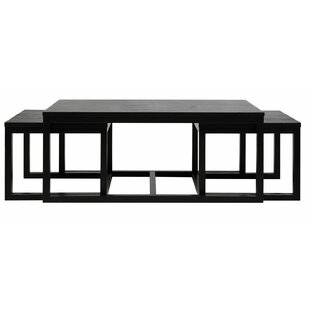 Staple Hill 3 Piece Coffee Table Set By Wrought Studio   Up To 70% Off