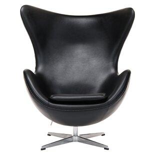 Freeland Accent Swivel Balloon Chair