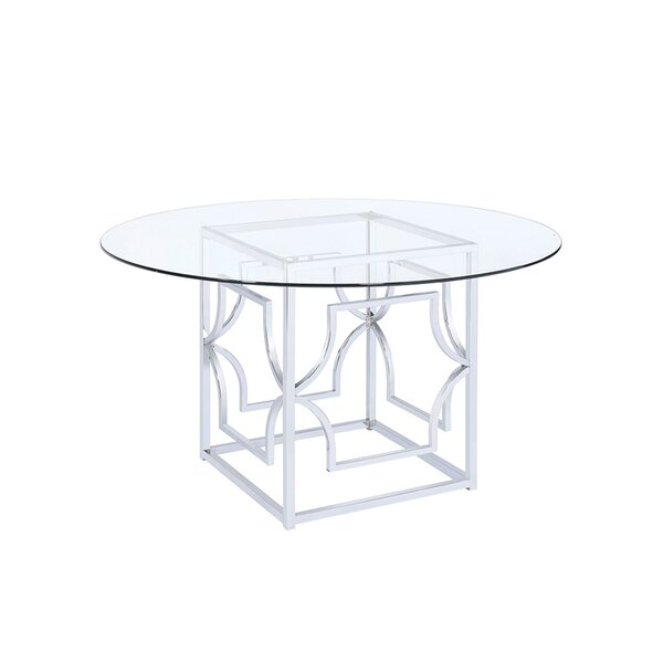 Strange Modern Contemporary Dining Table Bases Only Allmodern Download Free Architecture Designs Xaembritishbridgeorg