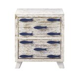 2 Drawer Accent Chest by Rosecliff Heights