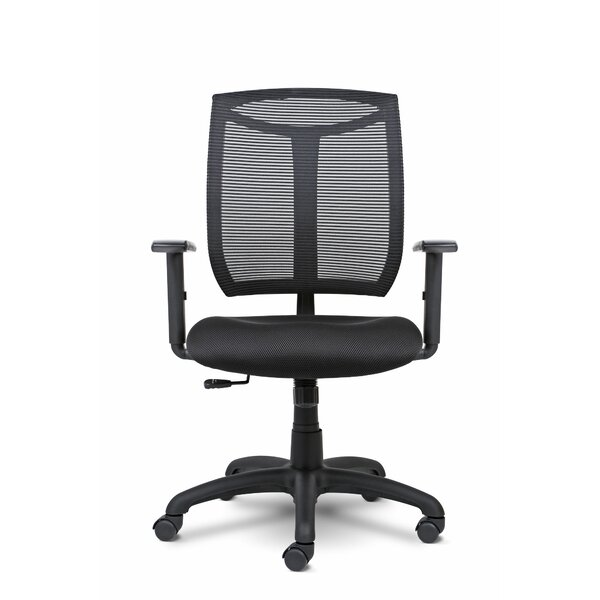 made in america seating bria high-back mesh desk chair & reviews