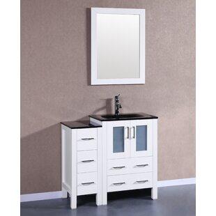 Looking for Corrigan 36 Single Bathroom Vanity Set with Mirror ByCharlton Home