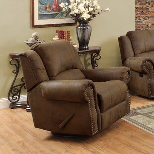 Willersley Pretty Rocker Recliner with Swivel