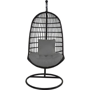 Skye Bird's Nest Swing Chair With Stand by Patio Heaven Best #1