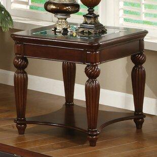 Vasya End Table by Astoria Grand