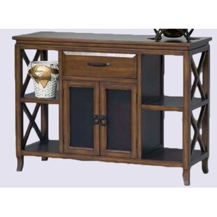 Almeida Wooden 1 Drawer Accent Cabinet by August Grove
