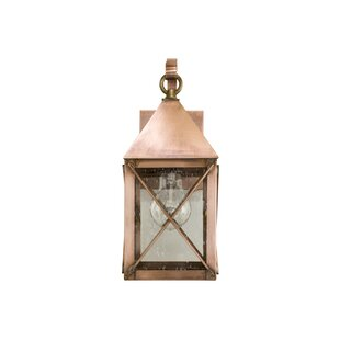 Brass Traditions Outdoor Wall Lantern