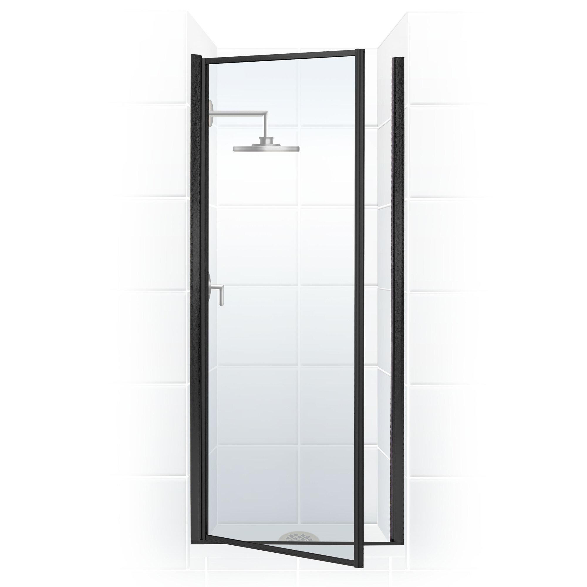 Legend Series 29 X 64 Hinged Framed Shower Door