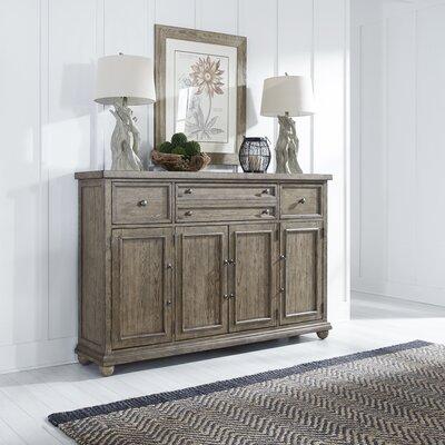 Gracie Oaks Sideboard  Color: Brown