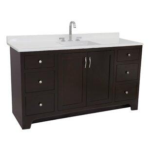 Look for Steubenville -Door 61 Single Bathroom Vanity ByAndover Mills