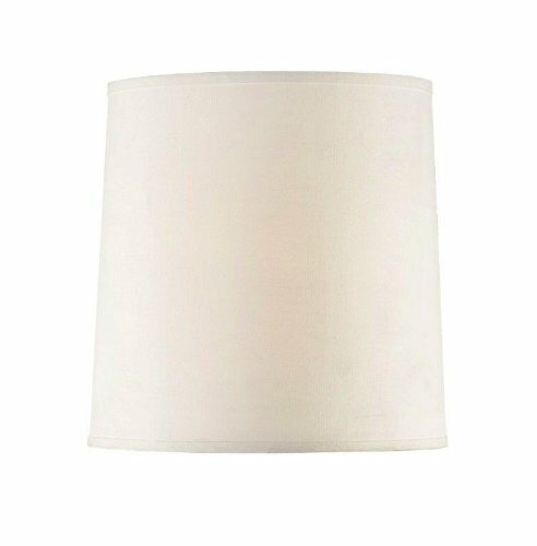 16 H Linen Empire Lamp Shade Spider In Off White Joss Main