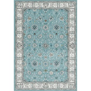 Dianne Traditional Design Blue