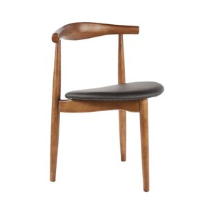 Sulbak Solid Wood Dining Chair by Stilnovo