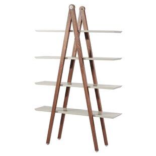 Macron Modern Ladder Bookcase