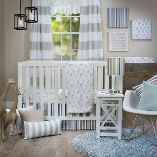 Best Price Ackley 2 Piece Crib Bedding Set ByHarriet Bee