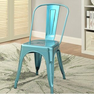 Edmore High Backrest Stationary Dining Chair (Set of 2) Ivy Bronx
