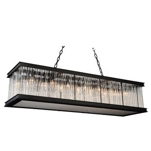 CWI Lighting Mira 14-Light Kitchen Island Pendant