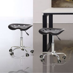 Height Adjustable Stool (Set of 2)