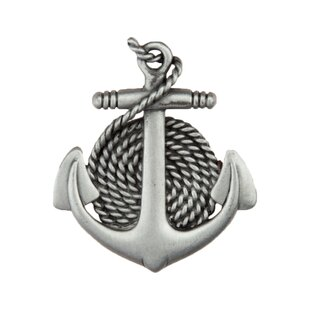 Anchor/Rope Novelty Knob