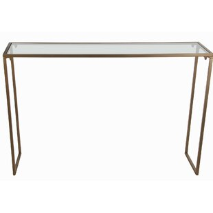Hundt Console Table