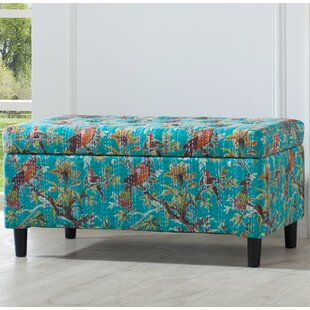 Naomi Upholstered Storage Bench