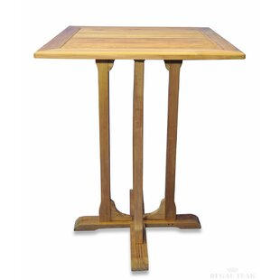 Regal Teak Bar Table