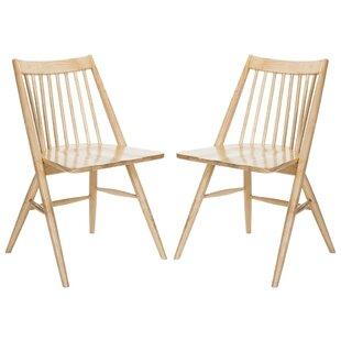 Modern Beige Dining Chairs Allmodern