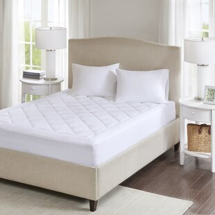 Serenity 3M Scotchgard Waterproof Down Alternative Mattress Pad