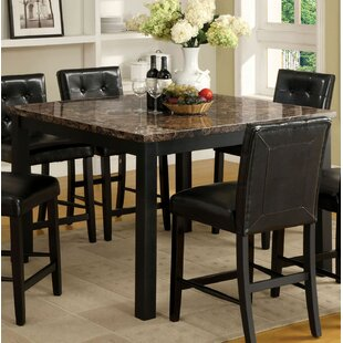 Red Barrel Studio Kenshawn Contemporary Counter Height Dining Table