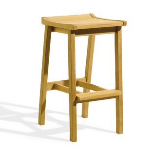 Morse Patio Bar Stool by Rosecliff Heights