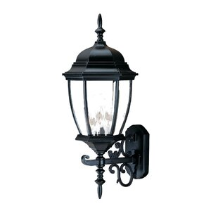 Drumkeeran 3-Light Outdoor Sconce