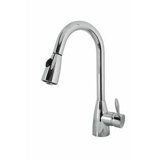 Neptune Single Handle Kitchen Faucet