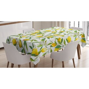 Erable Tablecloth By Ebern Designs