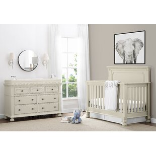 Vernay 5 In 1 Convertible 3 Piece Crib Set