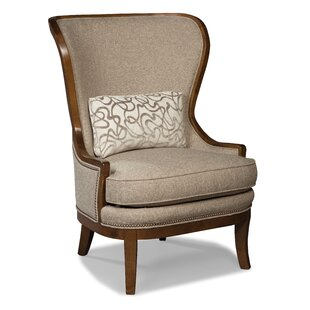 Lawson Wingback Chair by Fairfield Chair