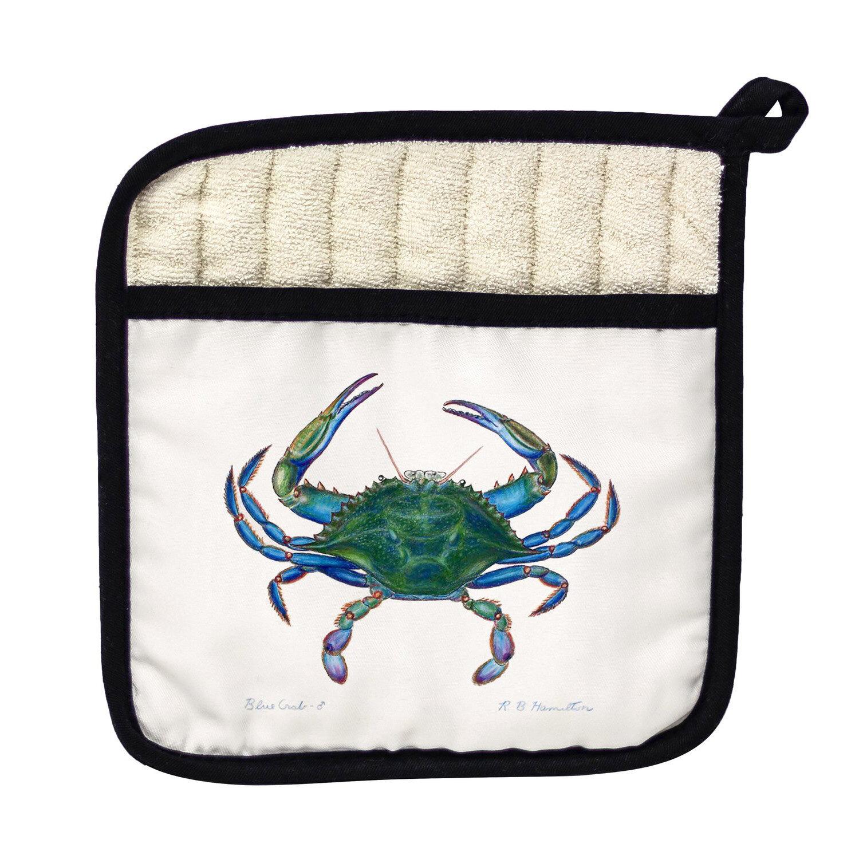 Betsy Drake Interiors Crab Male Potholder Wayfair