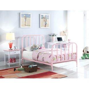 Embree Kids Toddler Bed ByHarriet Bee