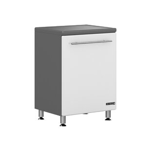 Ulti-MATE Storage 35 H x 23.5 W x 21 D Base Cabinet with Adjustable Shelf by Ulti-MATE